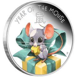 50¢ Mała Myszka