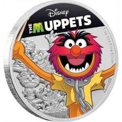 2$ Zwierzak - Muppety