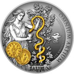 1$ Aureus Salus