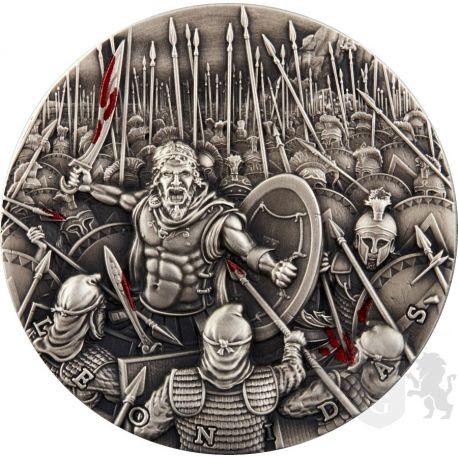 5$ Leonidas - Wielcy Dowódcy