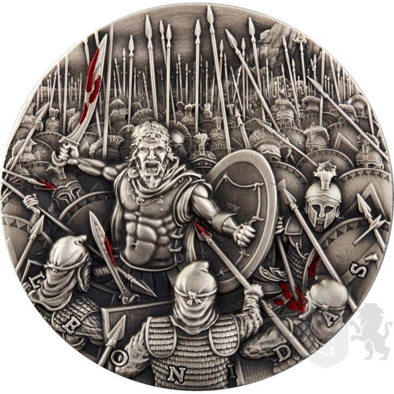 5$ Leonidas - Great Commanders