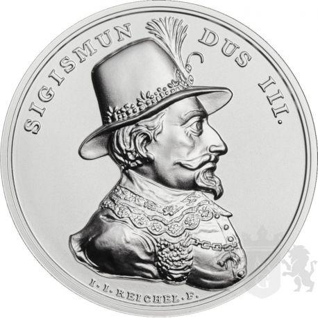 50 zł Zygmunt III Waza - Skarby Stanisława Augusta
