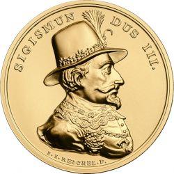 500 zł Zygmunt III Waza - Skarby Stanisława Augusta