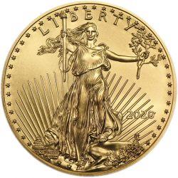 50$ American Eagle