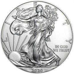 1$ American Eagle
