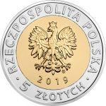 5 zł The Liberation Mound - Discover Poland, Blister