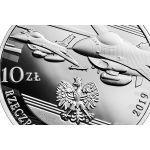 10 zł 100-lecie Polskiego Lotnictwa Wojskowego