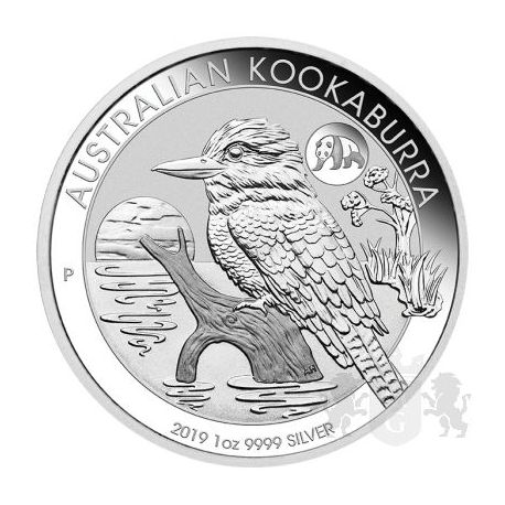 1$ Kookaburra Privy Panda
