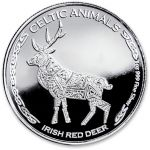 500₣ Jeleń - Zwierzęta Celtyckie