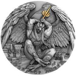 5$ Horus - Gods of Anger