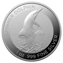 1$ Spinner Dolphin