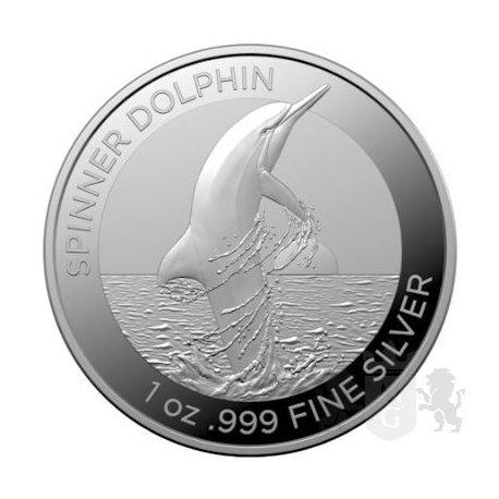 1$ Delfinek Długoszczęki