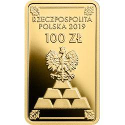100 zł Powrót Złota do Polski