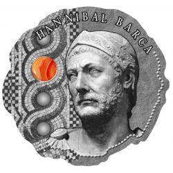 500 Franków Hannibal Barca - Najwięksi Przywódcy Starożytnego Świata