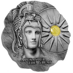 500 Francs Alexander the Great - The Greatest Leader of the Ancient World