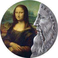 5$ Leonardo da Vinci - Najwięksi Artyści Świata