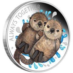 50¢ Always Together, Otter