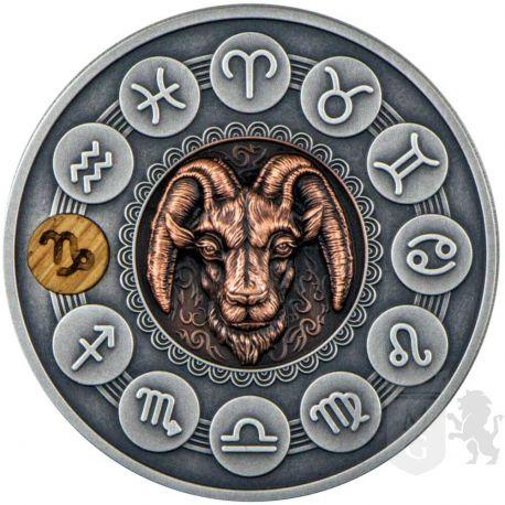 1$ Capricorn - Zodiac Signs