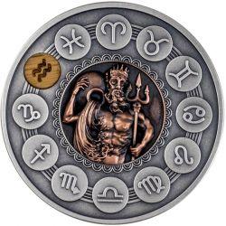 1$ Aquarius - Zodiac Signs