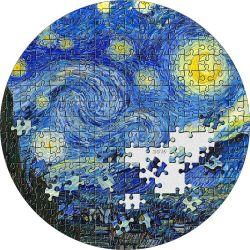 20$ Gwiaździsta Noc, Vincent van Gogh - Mikropuzzle