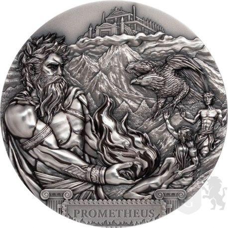 20$ Prometheus - Titans