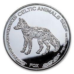 500₣ Lis - Zwierzęta Celtyckie