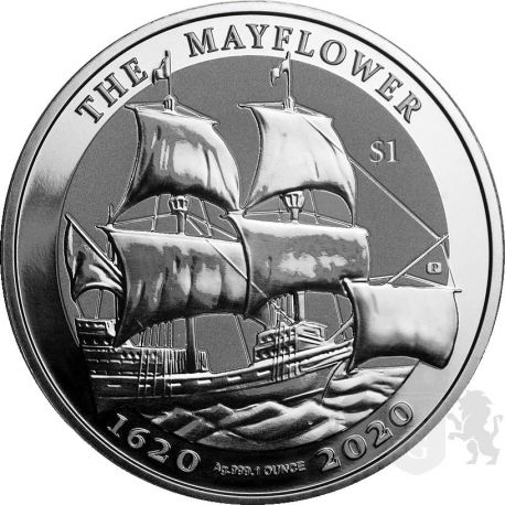 1$ Mayflower