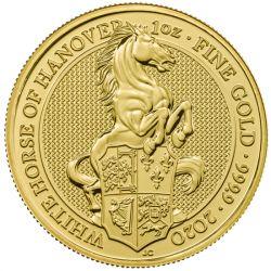 100£ Biały Koń Hanoweru - Bestie Królowej