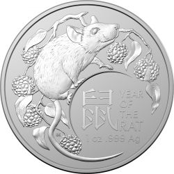 1$ Rok Myszy