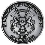 1000 Francs Selachii, Sharks - World of Evolution