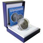 1000 Franków Nano Lunar Meteoryt NWA 10546