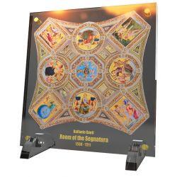 8x 5$ Stanze Watykańskie - Opus Magnificum Raphael`s Stanza Della Segnatura