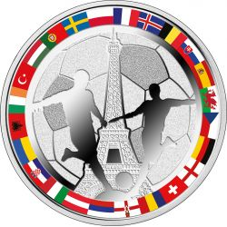 1$ UEFA European Football Championship 2016