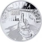 1$ 100th anniversary of the Panama Canal