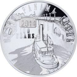 1$ 100 lat Kanału Panamskiego