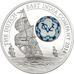 10$ Holenderska Kompania Wschodnioindyjska - Royal Delft