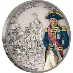 2$ Battle Of Trafalgar - Battles That Changed History