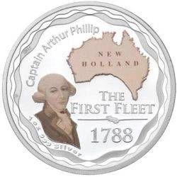 1$ Pierwsza Flota 1 oz