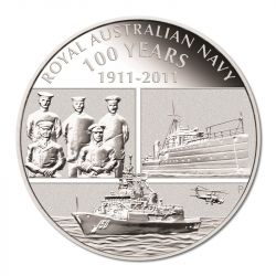 1$ 100 Years of the Royal Australian Navy