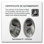 10$ Apocalypse IV - Universe