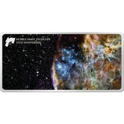 5$  25TH ANNIVERSARY OF THE HUBBLE SPACE TELESCOPE