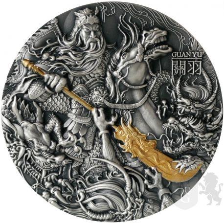 5$ Guan Yu - Chinese Heroes