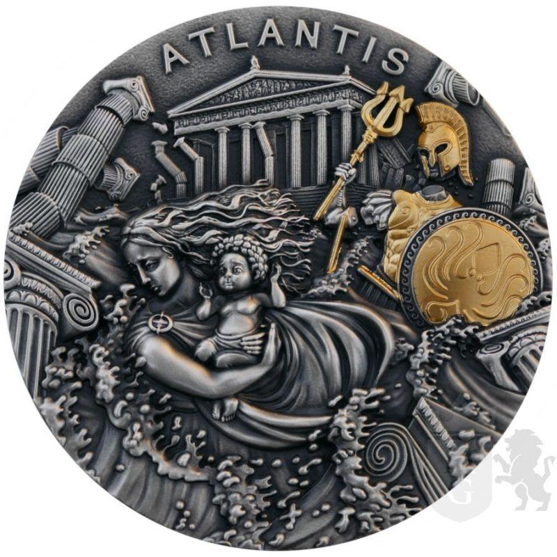5$ Atlantyda - Legendarne Krainy