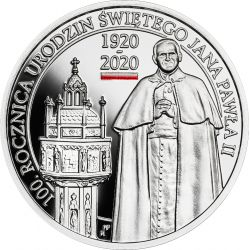 10 zł 100th anniversary of...