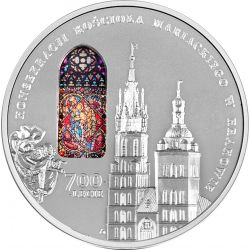 50 zł 700th anniversary of...