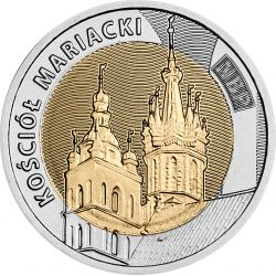 5 zł Kościół Mariacki -...