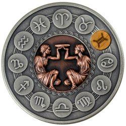 1$ Bliźnięta - Znaki Zodiaku