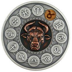 1$ Byk - Znaki Zodiaku