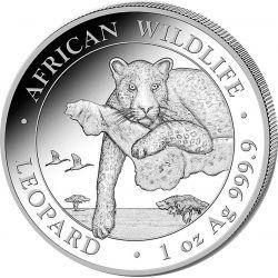 100 Shillings Leopard -...