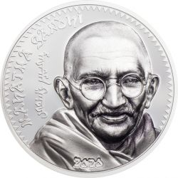 1000 Togrog Mahatma Gandhi
